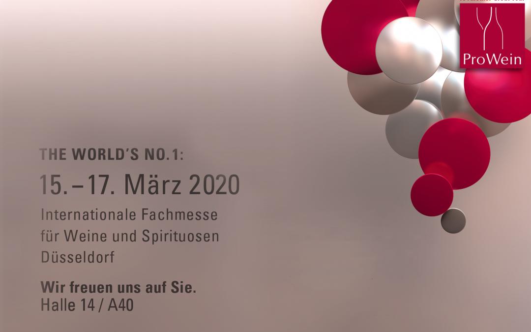 ProWein Düsseldorf 2020