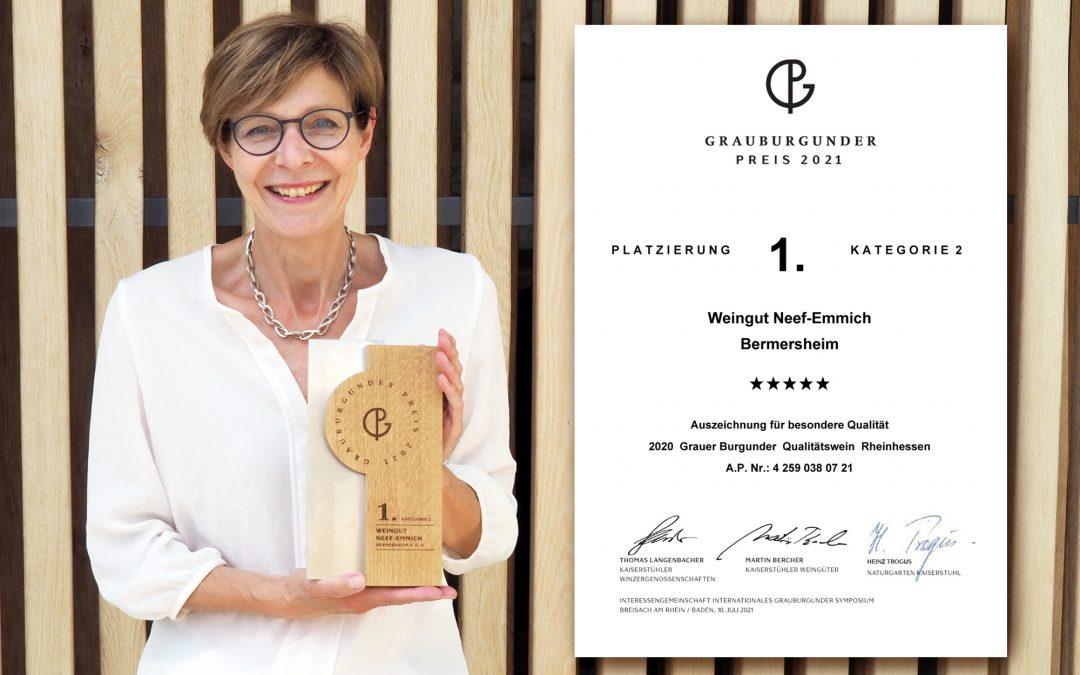 Internationaler Grauburgunderpreis 2021