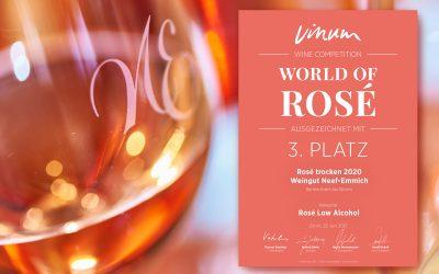 "VINUM: ""WORLD OF ROSÉ 2021"""